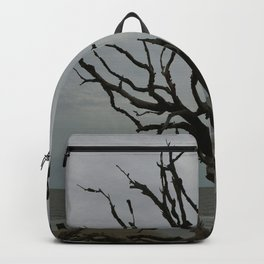 Ghost Tree Beach Backpack