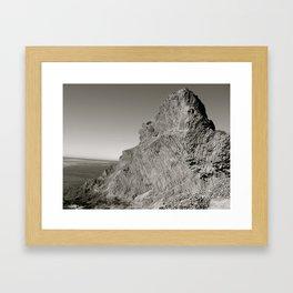 Ladrillos Framed Art Print
