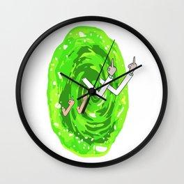F**k You Wall Clock