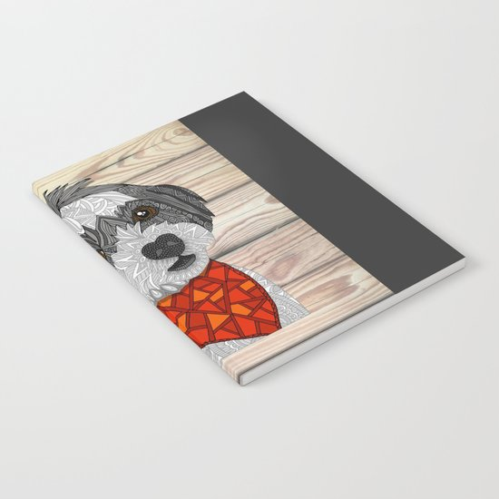 Max the Havanese Notebook