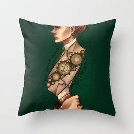 Lutece Throw Pillow