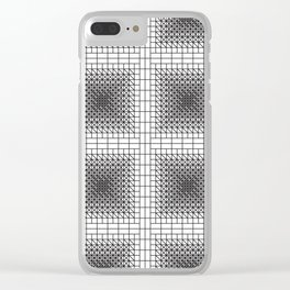 Well Well Well Clear iPhone Case
