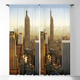 New York City Sunshine Blackout Curtain