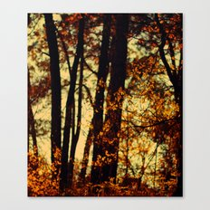 trees VII Canvas Print