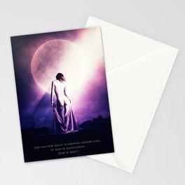 Night Swin Stationery Cards
