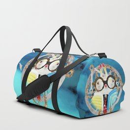 Time Bunny Voyage Duffle Bag