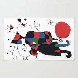 Joan Mirò #1 Rug