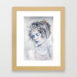 The Arctic Queen Framed Art Print