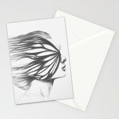 Existence of a Fading Memory Stationery Cards
