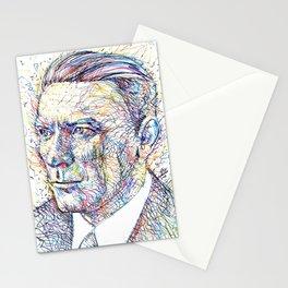 MIKHAIL BULGAKOV - portrait.2 Stationery Cards