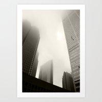 Scrape the Sky 13X19 High Quality Photographic Print  Art Print