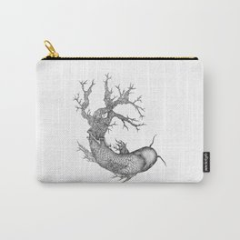 Koi Tree Carry-All Pouch