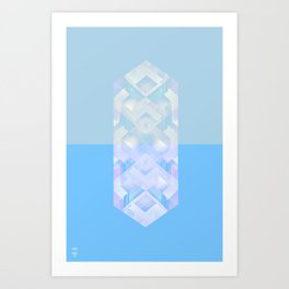 Reflections #2 Art Print