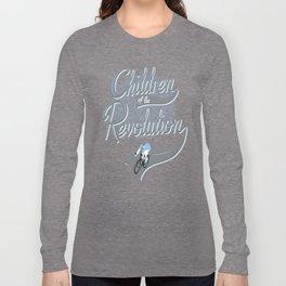 Children Of The Revolution  Long Sleeve T-shirt