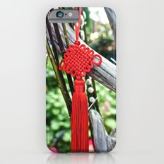 Chinese Knot (Red) Slim Case iPhone 6s