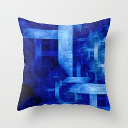 Palace of the Eternal Dream Throw Pillow