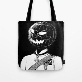 Sir Halloween Tote Bag