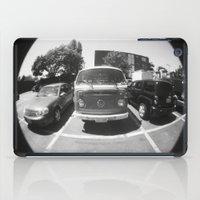 vans iPad Cases featuring VW vans by Rachel Wisniewski