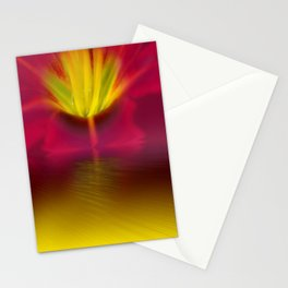 Light bloom Stationery Cards