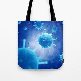 Viruses Tote Bag