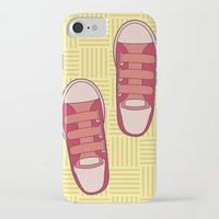 dorothy iPhone & iPod Cases featuring dorothy  by freshinkstain