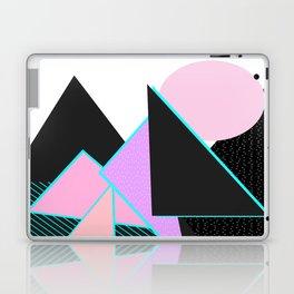 Hello Mountains - Moonlit Adventures Laptop & iPad Skin