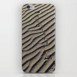 Beach Take Off iPhone Skin