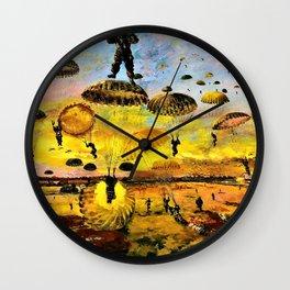 Albert Richards - The Drop - Digital Remastered Edition Wall Clock