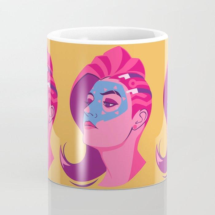 Apagando las luces Coffee Mug