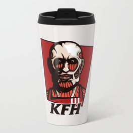 Kentucky Fried Human Travel Mug