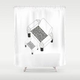 Inheritance, 2014 Shower Curtain