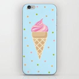 Vintge Ice Cream 2 iPhone Skin