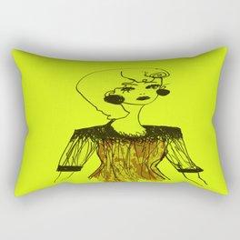 Ezra Vert Rectangular Pillow