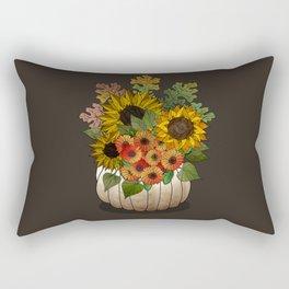 Autumn Bouquet Rectangular Pillow