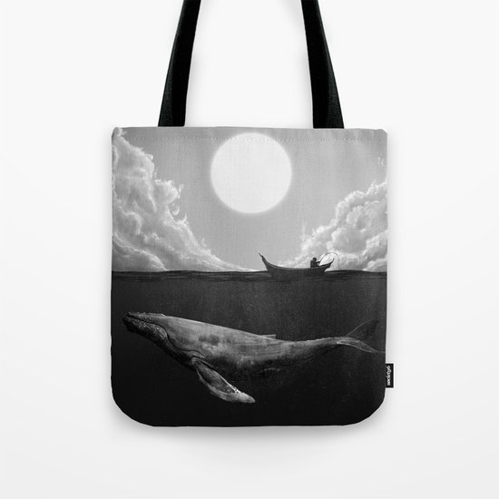 Otherside Tote Bag