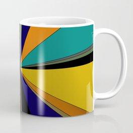 Deep Primary Ray Coffee Mug