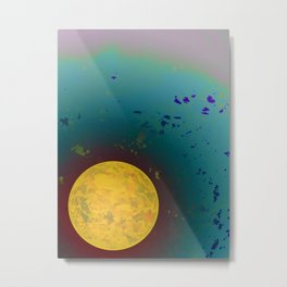 Dust 01 - Post Biological Universe Metal Print