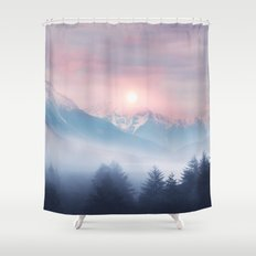 Pastel vibes 11 Shower Curtain