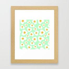 eggs #1 Framed Art Print