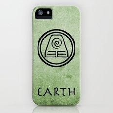 Avatar Last Airbender Elements - Earth Slim Case iPhone (5, 5s)