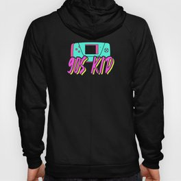 90s Clothing Game Console Costume Hoody