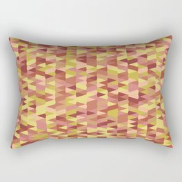 Pointy-Canyon colorway Rectangular Pillow