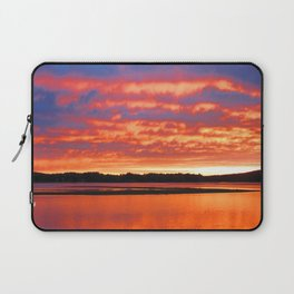 Rippling Clouds Laptop Sleeve