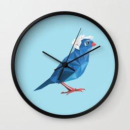 Birdie Sanders Wall Clock