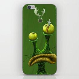 Powerful Idea iPhone Skin