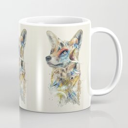 Heroes of Lylat Starfox Inspired Classy Geek Painting Coffee Mug