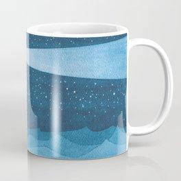 Lighthouse illustration Coffee Mug