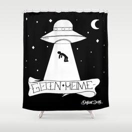 Goin' Home Shower Curtain