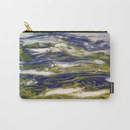 Earth Scape Carry-All Pouch