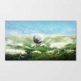 Adagio Pour Cordes Canvas Print